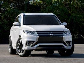 Ver foto 3 de Mitsubishi Outlander PHEV Concept S 2014