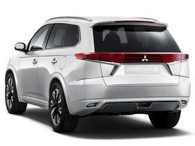 Ver foto 2 de Mitsubishi Outlander PHEV Concept S 2014