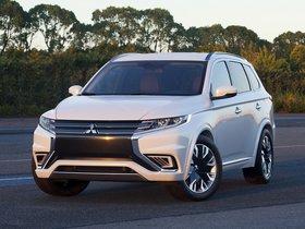 Ver foto 1 de Mitsubishi Outlander PHEV Concept S 2014
