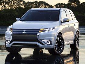 Ver foto 19 de Mitsubishi Outlander PHEV Concept S 2014