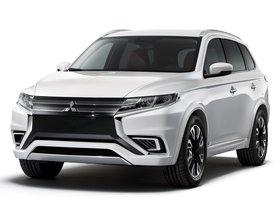 Ver foto 17 de Mitsubishi Outlander PHEV Concept S 2014