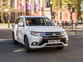 Ver foto 9 de Mitsubishi Outlander PHEV UK 2016