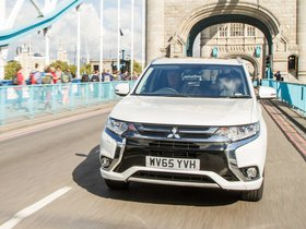 Ver foto 7 de Mitsubishi Outlander PHEV UK 2016