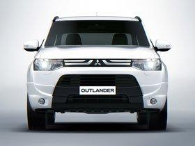 Ver foto 1 de Mitsubishi Outlander Samurai 2013