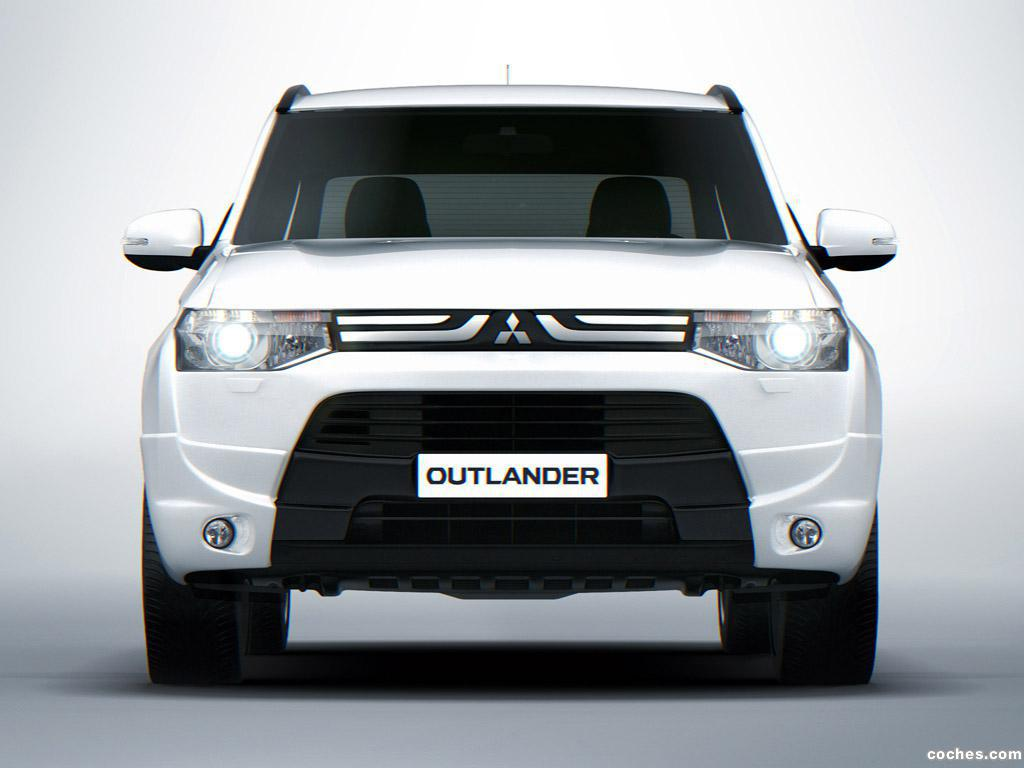 Foto 0 de Mitsubishi Outlander Samurai 2013