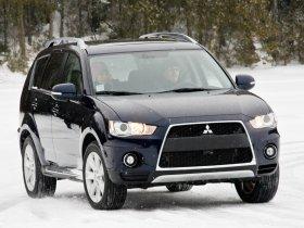Ver foto 5 de Mitsubishi Outlander USA 2009