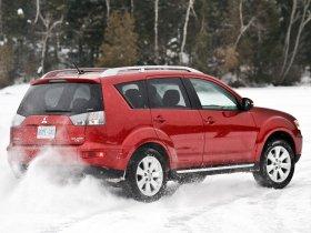 Ver foto 3 de Mitsubishi Outlander USA 2009