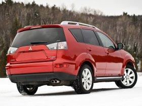 Ver foto 13 de Mitsubishi Outlander USA 2009
