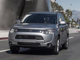 Ver foto 7 de Mitsubishi Outlander USA 2013