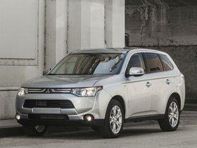 Ver foto 3 de Mitsubishi Outlander USA 2013