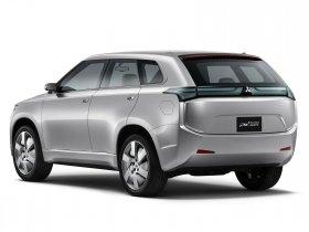 Ver foto 2 de Mitsubishi PX-MiEV Concept 2009