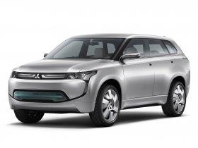Ver foto 1 de Mitsubishi PX-MiEV Concept 2009