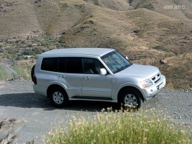 Ver foto 9 de Mitsubishi Pajero 1997