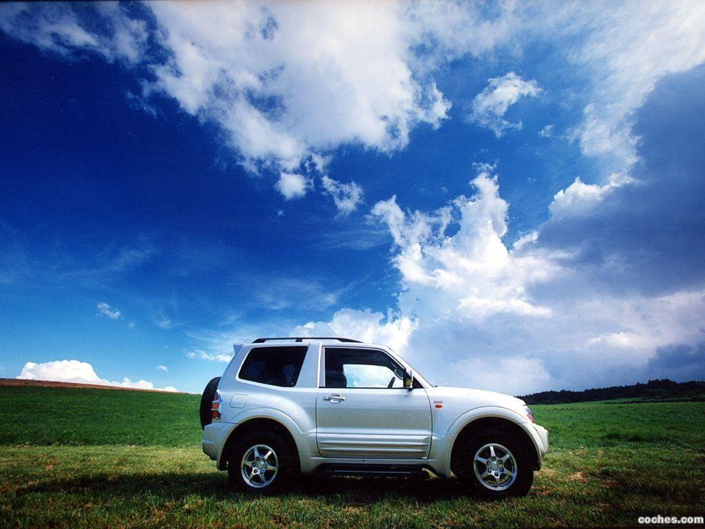 Foto 0 de Mitsubishi Pajero 1997