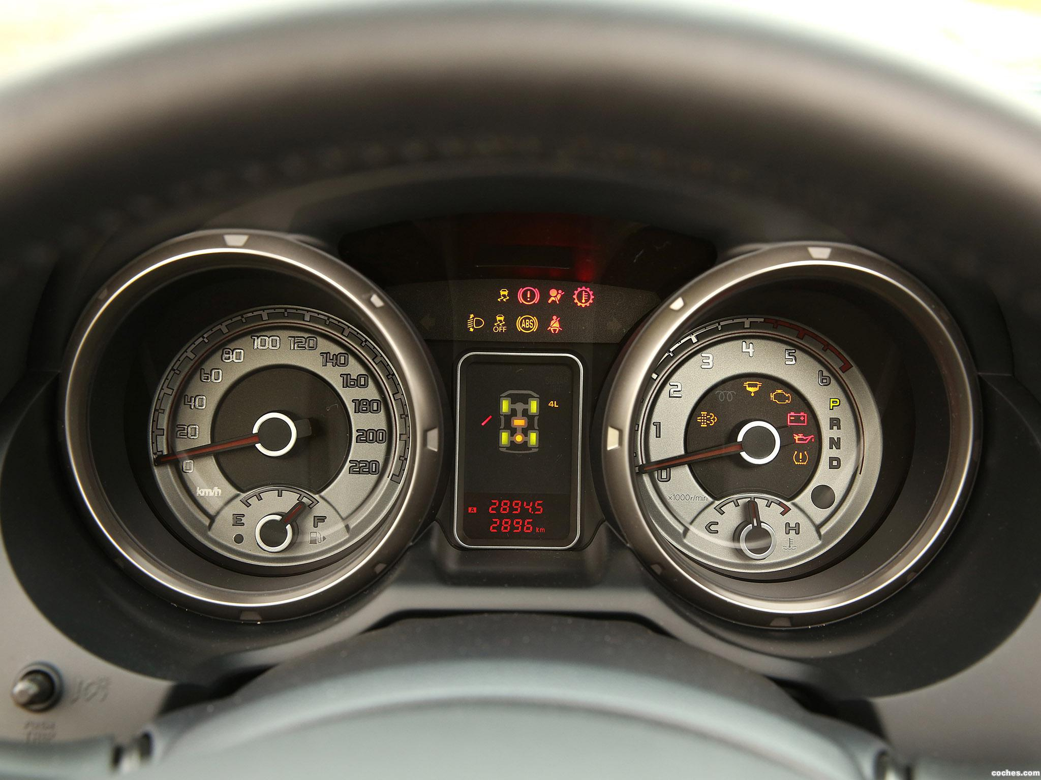 Foto 25 de Mitsubishi Pajero 5 puertas 2014