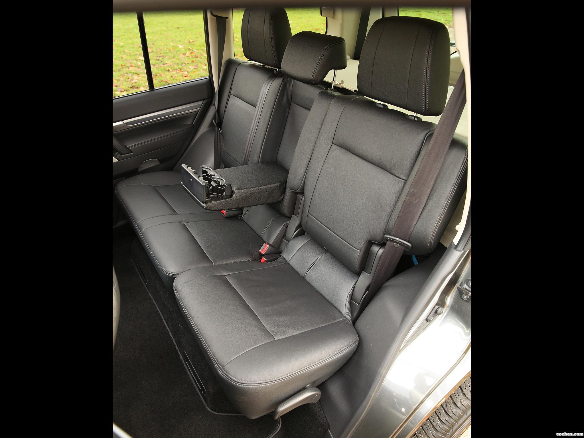 Foto 24 de Mitsubishi Pajero 5 puertas 2014