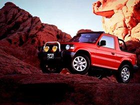 Fotos de Mitsubishi Pajero Canvas Top 1991