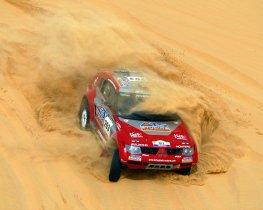 Ver foto 4 de Mitsubishi Pajero Dakar 2004