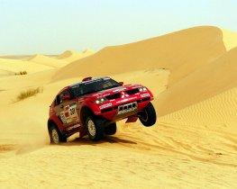 Ver foto 2 de Mitsubishi Pajero Dakar 2004
