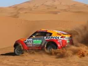 Ver foto 15 de Mitsubishi Pajero Dakar 2006