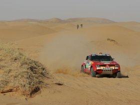 Ver foto 4 de Mitsubishi Pajero Dakar 2006