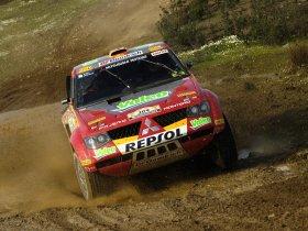Ver foto 3 de Mitsubishi Pajero Dakar 2006