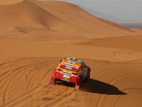 Ver foto 2 de Mitsubishi Pajero Dakar 2006