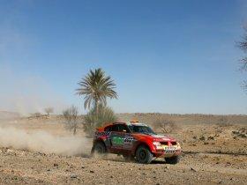 Ver foto 14 de Mitsubishi Pajero Dakar 2006