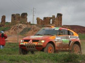 Ver foto 13 de Mitsubishi Pajero Dakar 2006