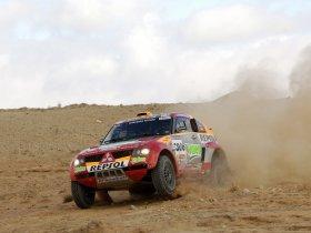 Ver foto 12 de Mitsubishi Pajero Dakar 2006
