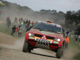 Ver foto 9 de Mitsubishi Pajero Dakar 2006