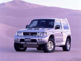 Ver foto 3 de Mitsubishi Pajero Evolution 1997