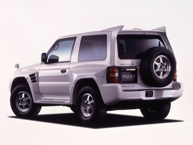 Ver foto 2 de Mitsubishi Pajero Evolution 1997