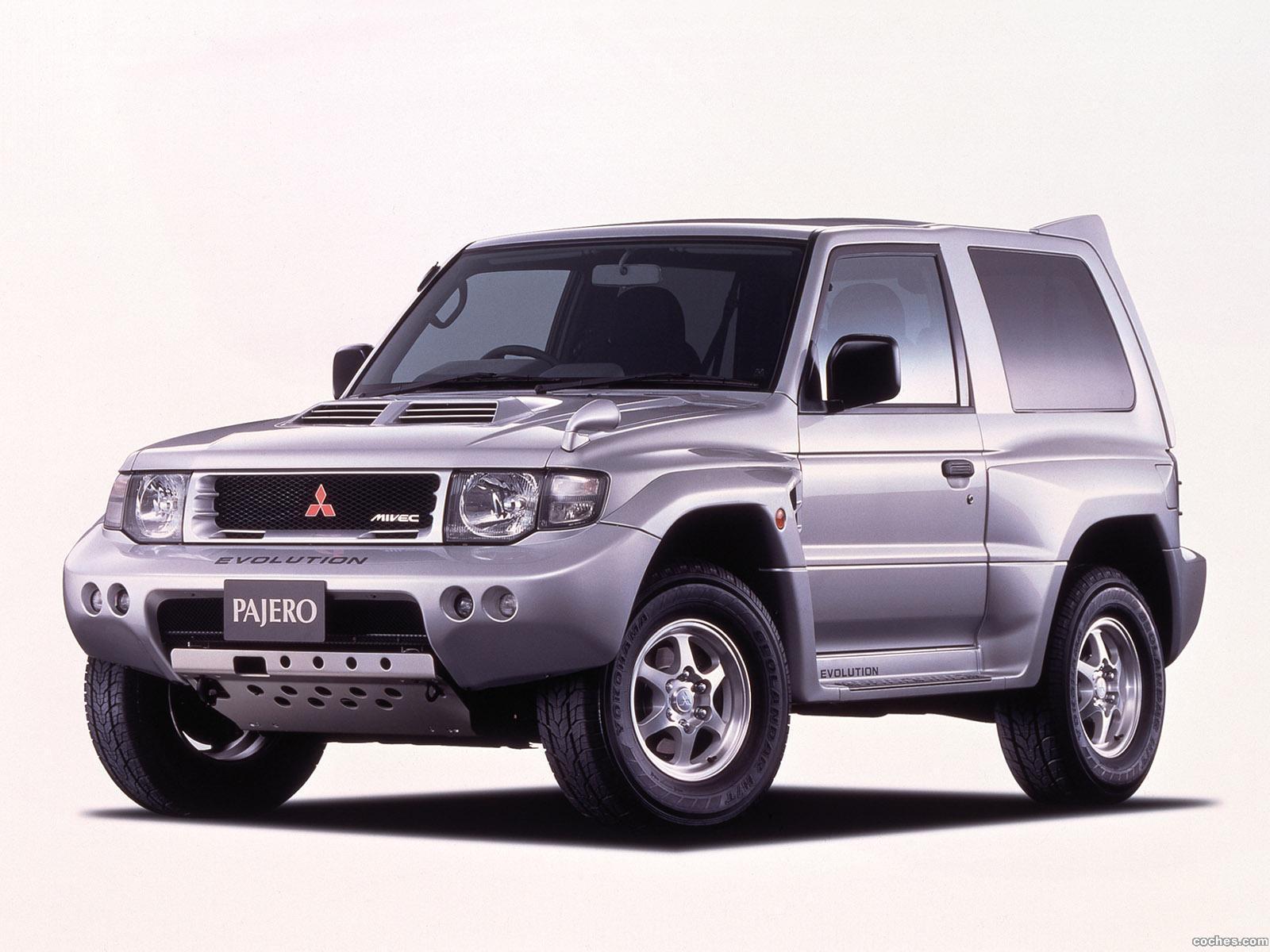 Foto 0 de Mitsubishi Pajero Evolution 1997