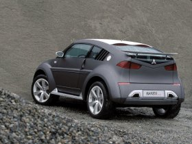Ver foto 4 de Mitsubishi Pajero Evolution Concept 2006