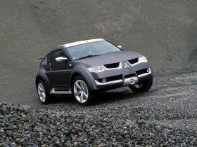 Ver foto 3 de Mitsubishi Pajero Evolution Concept 2006