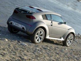 Ver foto 2 de Mitsubishi Pajero Evolution Concept 2006