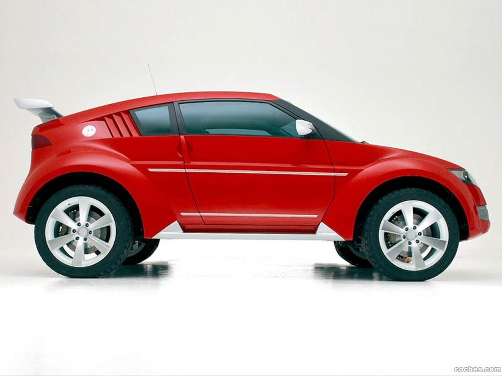 Foto 0 de Mitsubishi Pajero Evolution Concept 2006