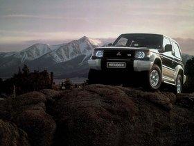 Ver foto 6 de Mitsubishi Pajero Metal Top 1991