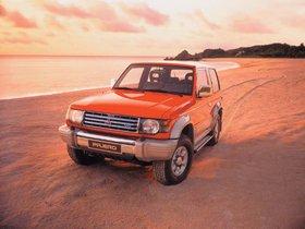 Ver foto 2 de Mitsubishi Pajero Metal Top 1991