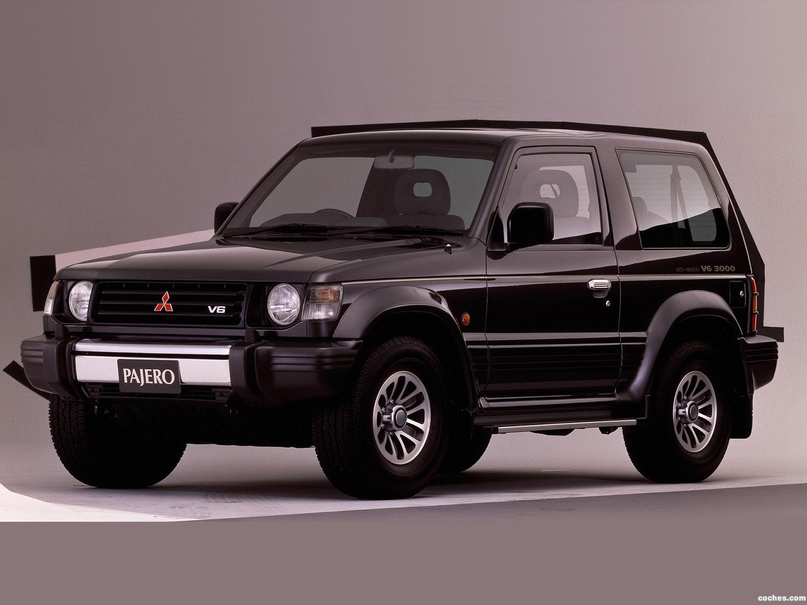 Foto 0 de Mitsubishi Pajero Metal Top 1991