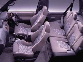 Ver foto 3 de Mitsubishi Pajero Metal Top 1997