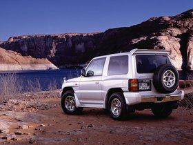 Ver foto 2 de Mitsubishi Pajero Metal Top 1997
