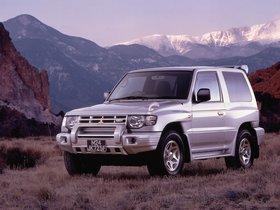 Ver foto 1 de Mitsubishi Pajero Metal Top 1997