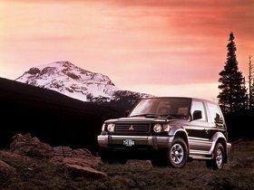 Ver foto 3 de Mitsubishi Pajero Metal Top Japon 1991