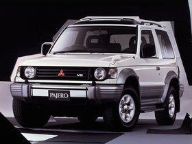 Ver foto 2 de Mitsubishi Pajero Metal Top Japon 1991