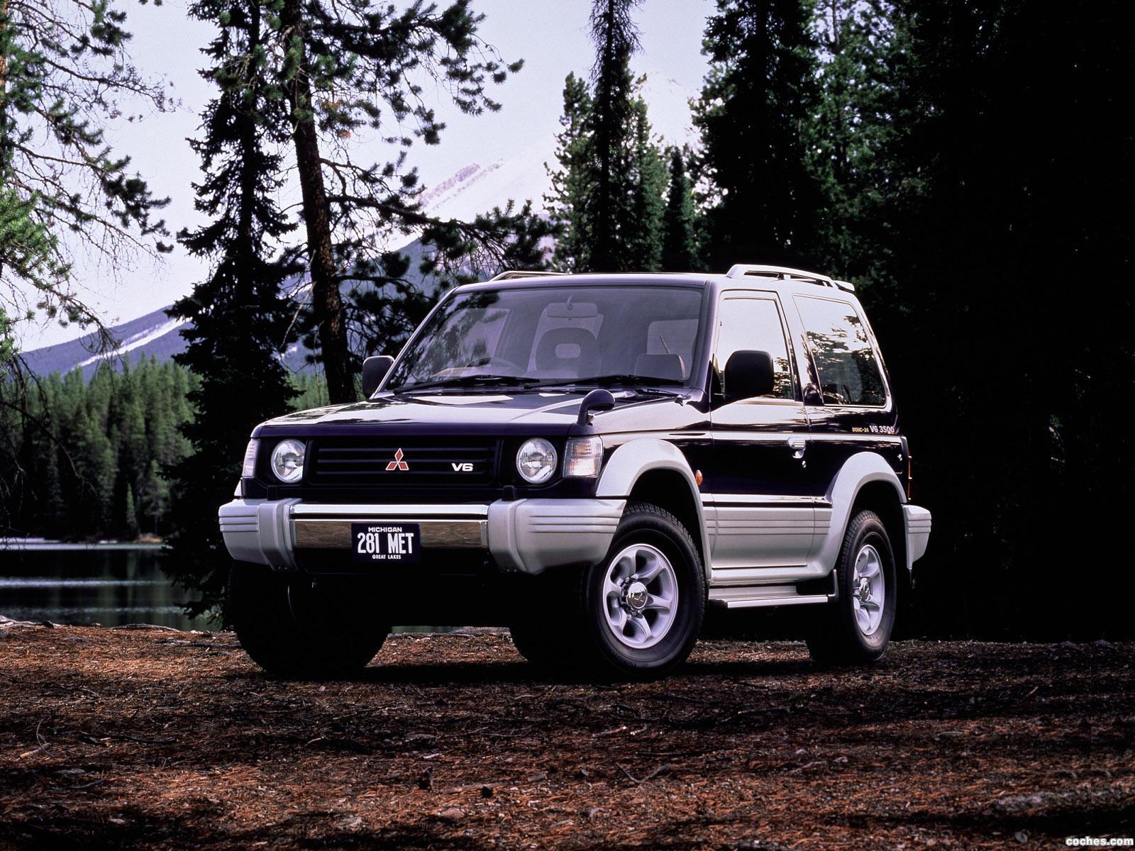 Foto 0 de Mitsubishi Pajero Metal Top Japon 1991