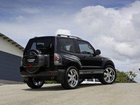 Ver foto 3 de Mitsubishi Pajero Panther Concept 2008