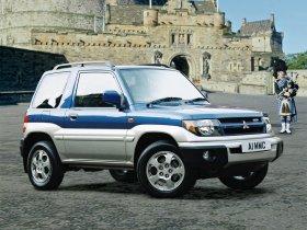 Ver foto 6 de Mitsubishi Pajero Pinin 1999