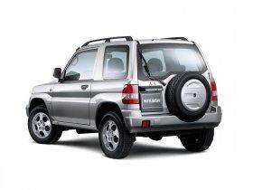 Ver foto 5 de Mitsubishi Pajero Pinin 1999